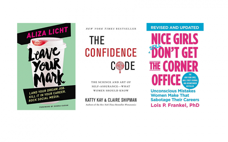 5 Books Every Career Girl Should Read